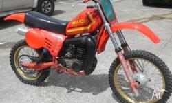9fb9b04ccd14c MAICO 250CC 1980 for Sale in CAPALABA, Queensland Classified ...
