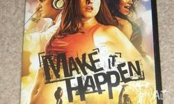 Hi: For Sale: Make It Happen on DVD - only $3-00. Grab