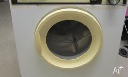 This is a large tumble clothes dryer model no. WED 926