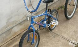 Malvern Star BMX for 5-8yr old Ideal beginners bike for