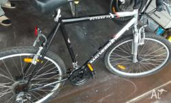 Malvern Star Bicycle Octane FS Good riding condition