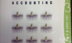 Up for sale is a copy of Management Accounting,