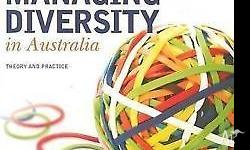 Managing Diversity in Australia: Theory and Practice