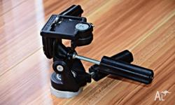Manfrotto Camera Tripod Head 141RC Condition � Used and