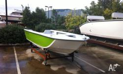 Mangrove Mauler, 2002, Nice Boat!!! Great little stable