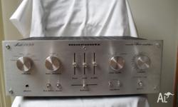Marantz 1090 Integrated Amplifier 2 x 45 watts per