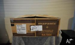 BRAND NEW, Marantz NA-7004, Network Audio Player. New