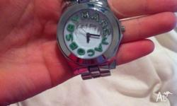 New Marc Jacobs watch for sale, new but not in box,