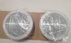 Flush Mount, 70 Watt Speakers, Brand New Still in Box,