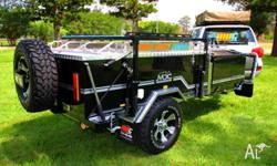 Awarded CAMPER TRAILER OF THE YEAR 2016 by Camper