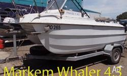 HUGE PRICE REDUCTION Markem Whaler: 4.3 These are an