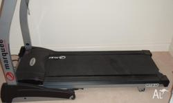 This treadmill is 5 years old and in as new condition.