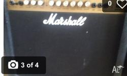 I am selling my guitar amp, as I have already sold my
