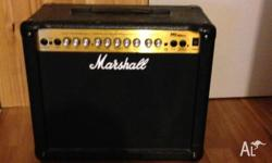 MARSHALL MG30FX GREAT LITTLE AMP 2 CHANNEL CLEAN