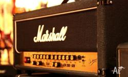 Priced for the whole Marshall stack (Head and cab) in