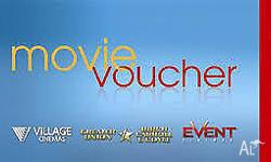 Cheap Village cinema movie ticket to grab!! I have two