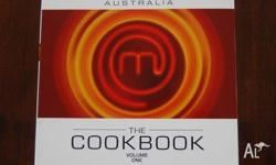 Master Chef Cookbook Volume One. Good preloved