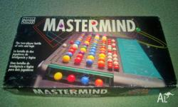 Mastermind by Parker Brothers 1993 - VGC Complete