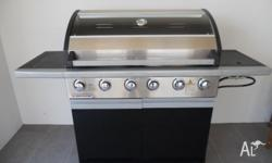 Selling our Matador Classic 6 Burner BBQ which comes