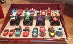 Complete set of Cars Movie - CarToons, imported from
