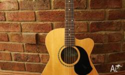 Selling a Maton EBG808CL Acoustic Electric guitar in