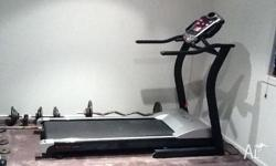 For Sale Maxpro Treadmill 7S151879 Minimal use and in