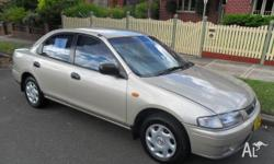 MAZDA 323 PROTEGE 97 GOOD CONDITION IN AND OUT