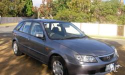 One owner, car in great condition with very low km's,