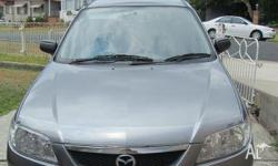 Mazda 323 Mannual excellent condition low kms 1 lady