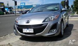 MAZDA, 3, BL Series 1 MY10, 2010, Front Wheel Drive,