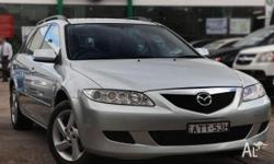 MAZDA,6,GY Series 1 MY04,2005, Front Wheel Drive,