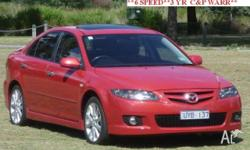 MAZDA, 6, GG Series 2, 2007, Front Wheel Drive,