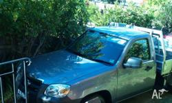 excellent condition diesel ute, full factory service,