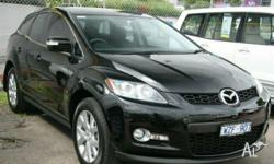 MAZDA,CX-7,ER,2006, AWD, Black, 4D WAGON, 2261cc,