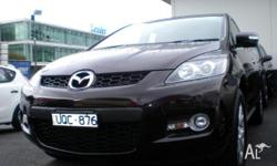MAZDA, CX-7, ER Series 1 MY07, 2007, Four Wheel Drive,