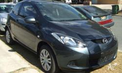 MAZDA, MAZDA2, 2009, 5D HATCHBACK, 1.5, 4cyl, 5 SP