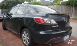 Bought brand new from MAZDA GARRY AND WARREN SMITH