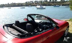 A great car for enjoying the Perth weather and