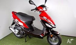 The MCI Riviera was the top most selling 50cc scooter