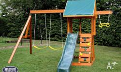 The Meadowvale Climbing Frame is a great set that won�t