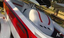 This boat first used in December 2008. Only 25hrs on