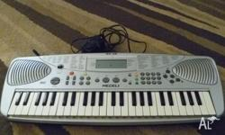 medeli MC-36 portable elctronic keyboard good clean
