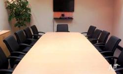 Are you in need of meeting rooms by the hour, half day