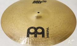 Meinl 20in Mb20 Heavy Ride Heavier weight and highly