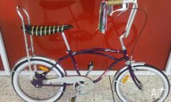 dragster bike malvern star perfect condition real