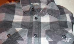 $5 each . . . . Flannelette shirt, brand New Comfort