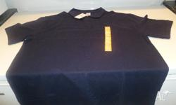 Men?s Navy Blue Ultimate XL Polo tops X 3 (new unused)