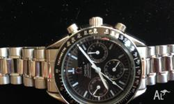 Men's Omega Speedmaster Professional with Steelband in