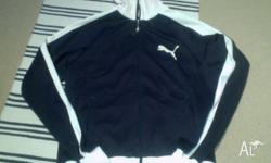 Richmond jacket, polo, scarf, jumper $10 Nike finish