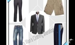 More than 30 years� experience in Men's Suits